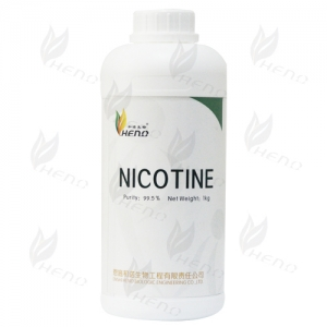 Professional USP nicotine 99.5%  raw material supplier Manufacturers